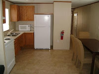Auction #410129 - 2005 Custom FEMA Mobile Home - PWE-39866