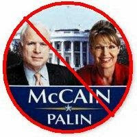 Just Say NO to McCain/Palin