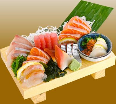Sashimi-japanese foods