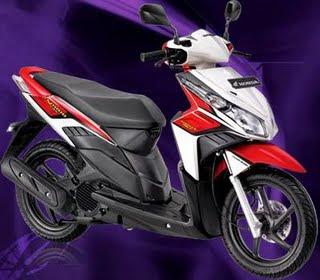Honda Motorcycle - Honda Vario CBS Techno