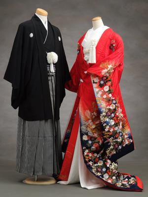 Uchikake (打掛) Kimono