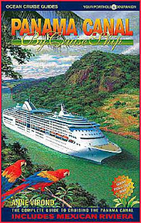 Book cover: Panama Canal By Cruise Ship