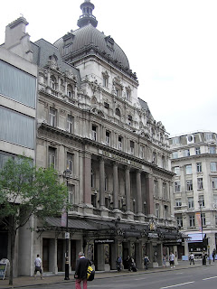 Her Majesty's Theatre, London, Home to Phantom of the Opera