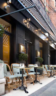Cote Restaurant, Kensington Court