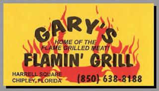 Gary's card