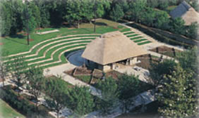 Shakespeare Garden and Amphitheatre