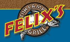 Felix's Fish Camp Grill logo
