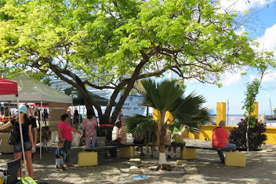 Bonaire's Craft Market