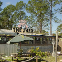 The Shed BBQ, Ocean Springs, Mississippi