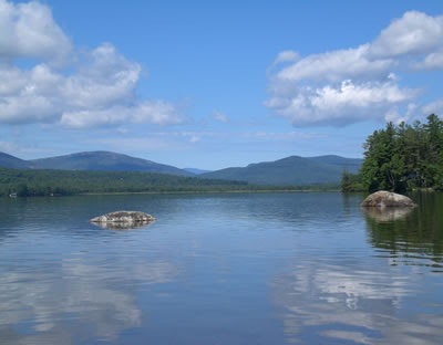 Wilson Lake, Wilton, Maine