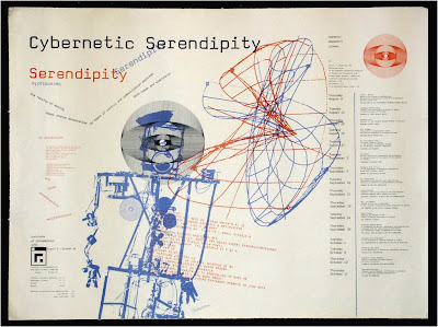 Poster: Cybernetic Serendipity, 1968, ICA, London