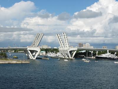17th Street Causeway Drawbridge, Fort Lauderdale