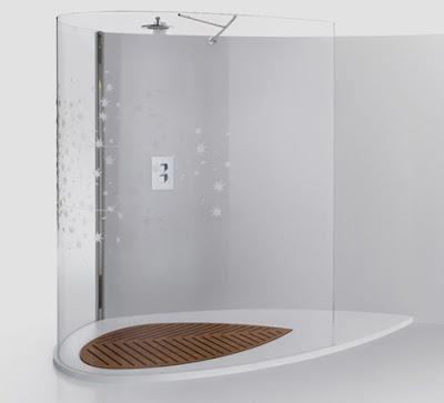 Contemporary-Mastella-Shower
