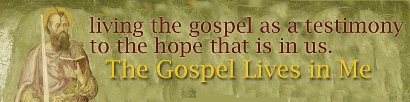 Gospel Lives in Me
