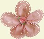 Pink Ribbon Almond Holder