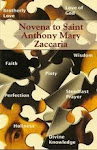 Novena to St. Anthony Mary Zaccaria l