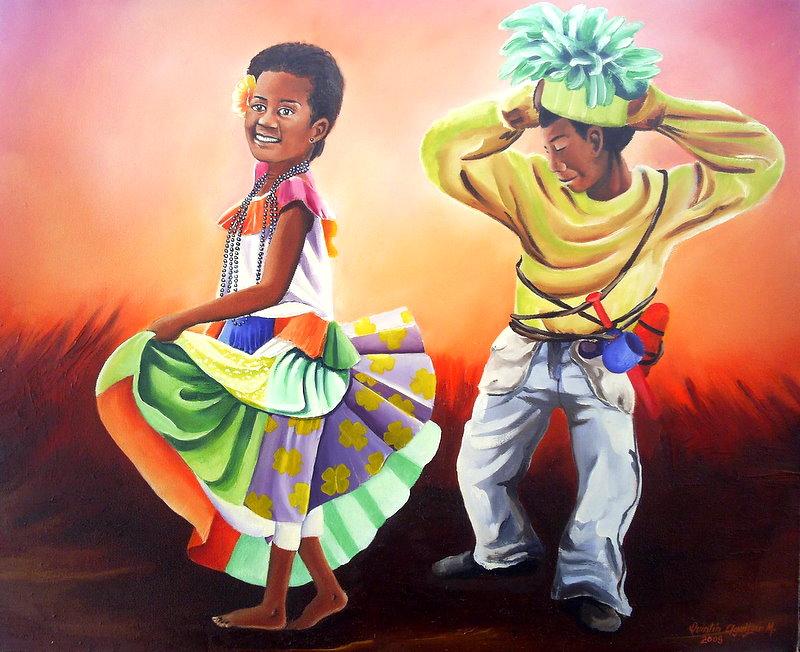 Que bailen los niños
