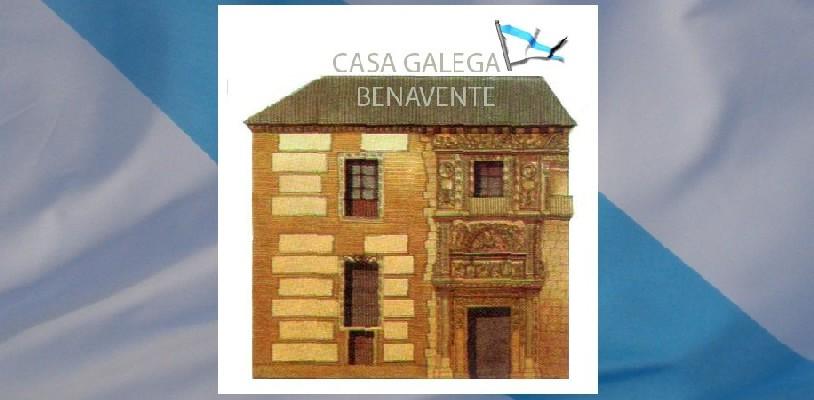 CASA GALLEGA EN BENAVENTE --- CASA DE GALICIA