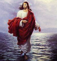 C I A = Christ In Action..!! Mujizat Yesus Berjalan di atas Air, Suatu kemustahilan yang Pasti..!!!