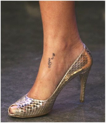 Check out Rihanna's Tattoos