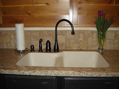 Integrated Kitchen Sink