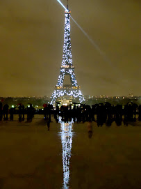 120 Anniversary of La Tour Eiffel