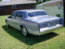 1989 cadillac parts car