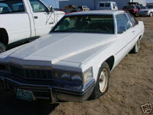 1977 cadillac coupe deville parts car