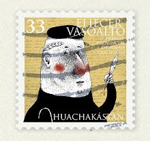 Estampilla Huachakastán