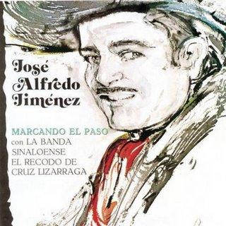Jose Alfredo Jimenez Con Banda - Marcando El Paso Folder