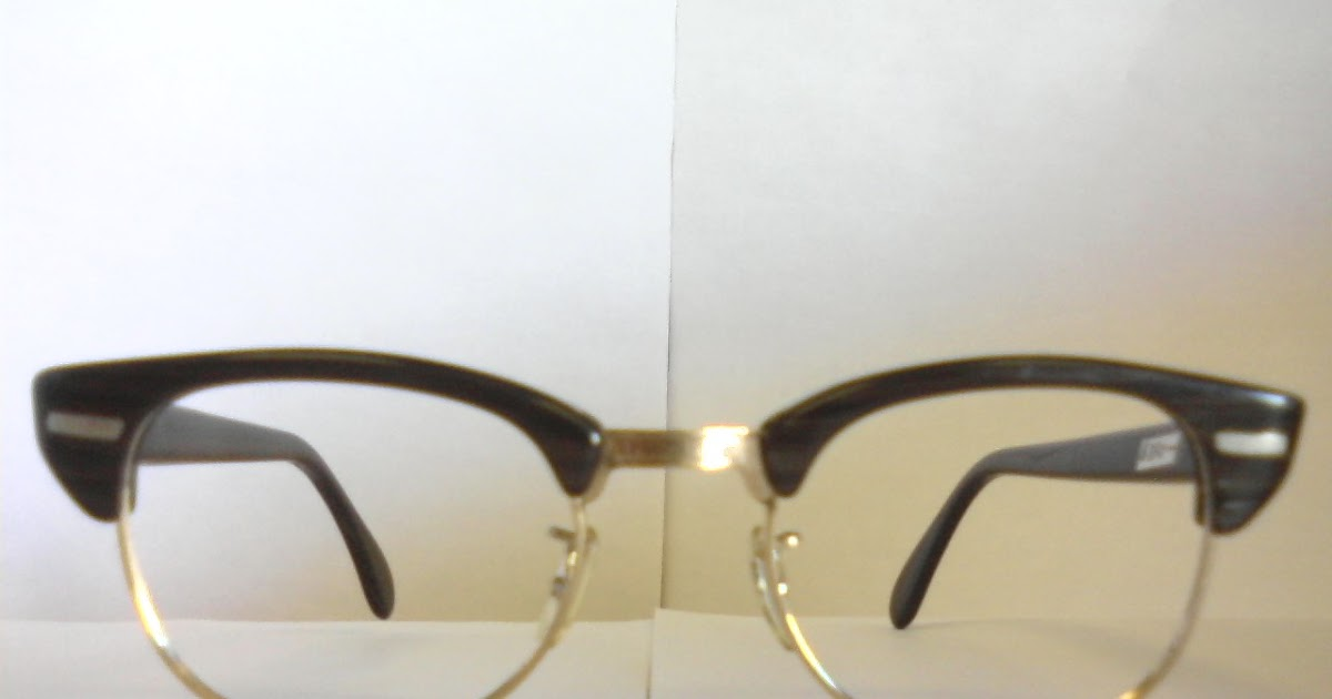 Eyeglass Frame Repair Long Beach Ca : Gentlemens Breakfast: Some Smart Brow-Line Frames: