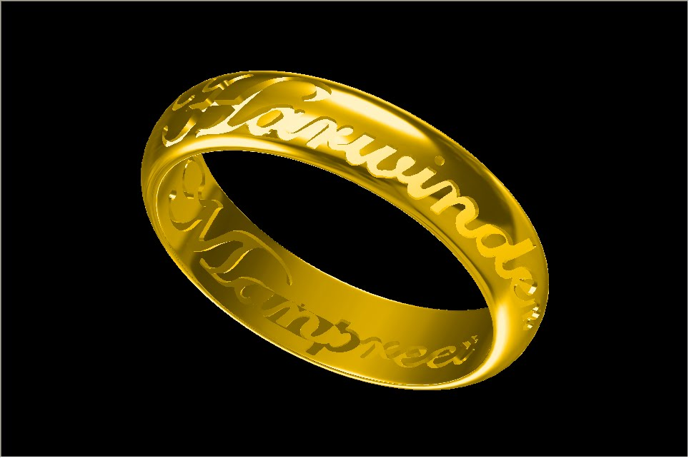 Lord Of The Rings Wedding Band 28 Lovely Inspired By Lord of