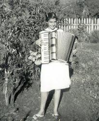 Gilda e o acordeon