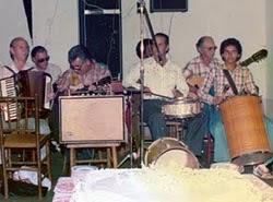 O José Alves dos Reis tocava por prazer.