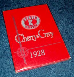 CHERRY + GREY