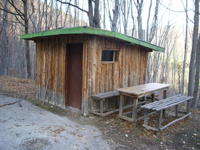 крайпътна колиба за отдих