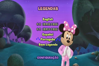 3 A Casa do Mickey Mouse   A Lojinha da Minnie DVDR