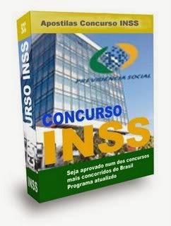 Apostila Completa Concurso INSS 2010