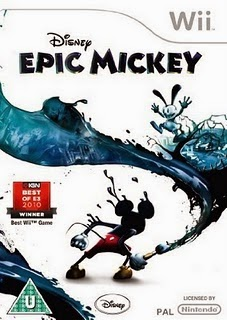 epic+mickey Disney Epic Mickey   Nintendo Wii