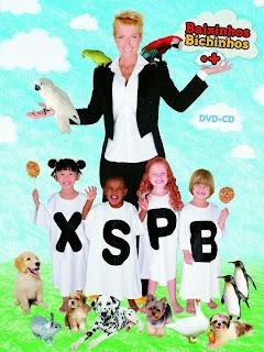 XSPB 10 CAPA OFICIAL Xuxa Só Para Baixinhos Pack Completo DVDrip XviD