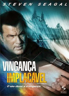 vingaa Vingança Implacável DVD R