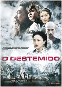 o+destemido O Destemido DVD R