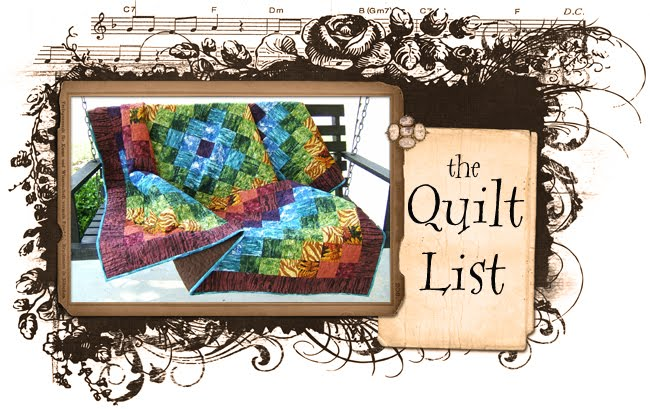 The Quilt List