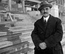 Arquitecto Gaetano Moretti (Milán 1860 - 1938) Accademia di Belle Arti di Brera
