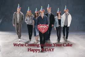 Happy Birthday Mackenzie Cake