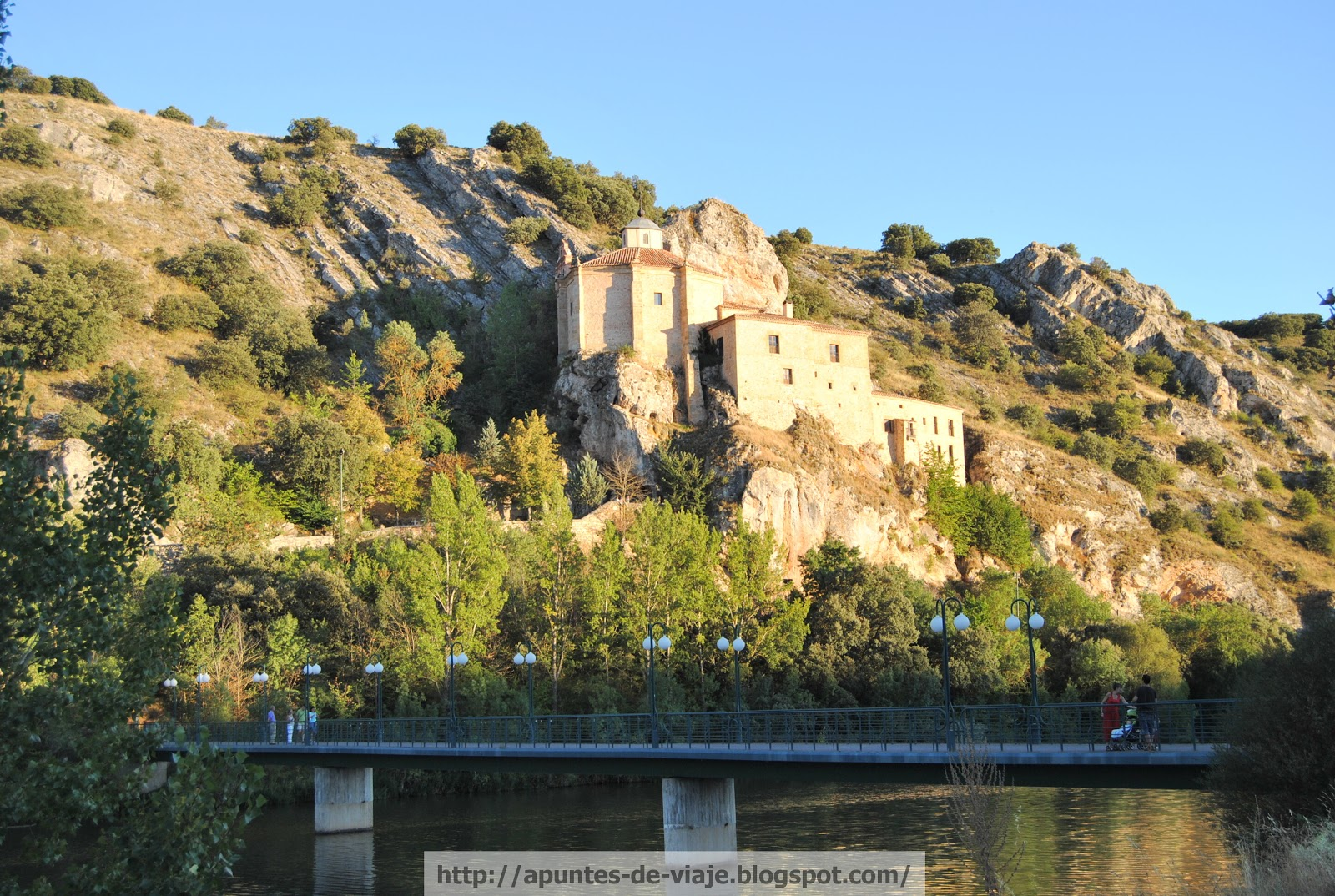 Apuntes de viaje: San Saturio
