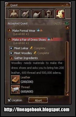 Quest - Please Make Me Formal Wear!  19