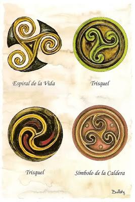 Los s mbolos y su significado simbolog a celta - Simbolos y su significado ...