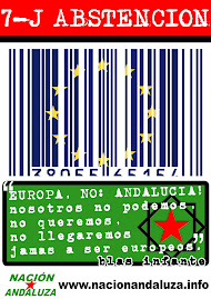 EUROPA, NO: ANDALUCÍA
