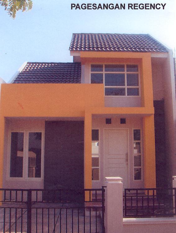 Rumah Perumahan Pagesangan Regency Surabaya Selatan